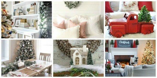 Christmas Home Tours - Tuesday Participants